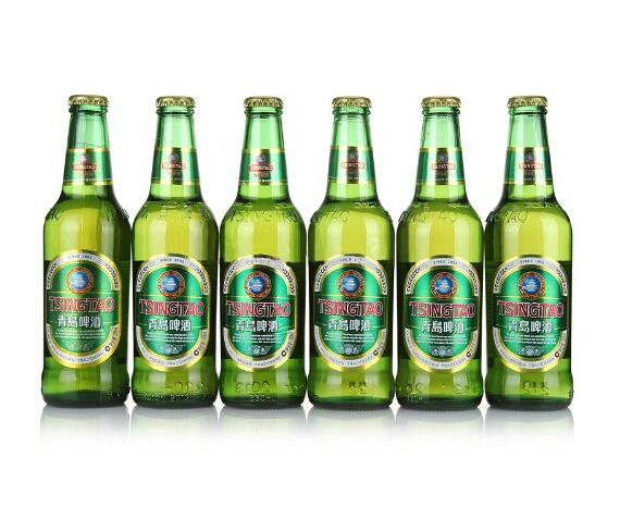 百年经典!青岛啤酒 经典瓶装330ml*6 亚马逊订购省27.5元包邮