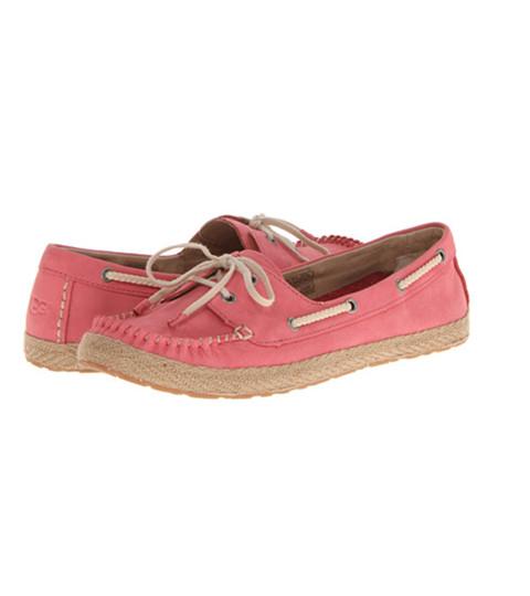 此款是 ugg tylin 女士休闲鞋.