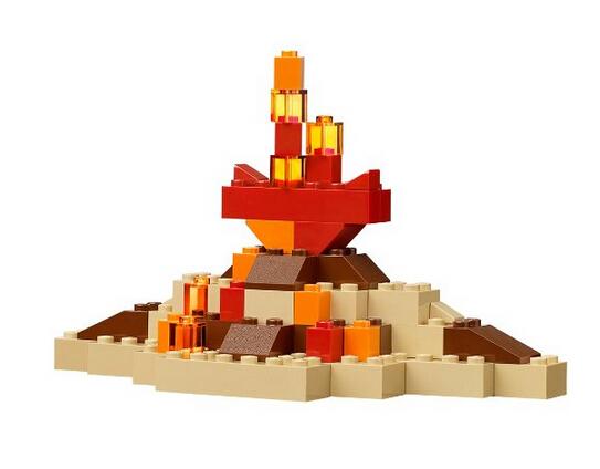 来自发现频道网友爆料。LEGO 乐高 基础创意拼砌系列 乐高®创意塔 包含1600 块带各种明亮色彩的积木,包括带面部贴纸的乐高积木,可拼砌房屋、树木、农场动物、巨大的恐龙和几乎所有您能想象到的东西。另外包括 3 个工人小人仔,一个便利的积木分类器,和一个高大的标志性存储箱,盖子还可以作为便利的分类托盘。目前亚马逊特价至新低¥418,同款其他渠道普遍¥509以上