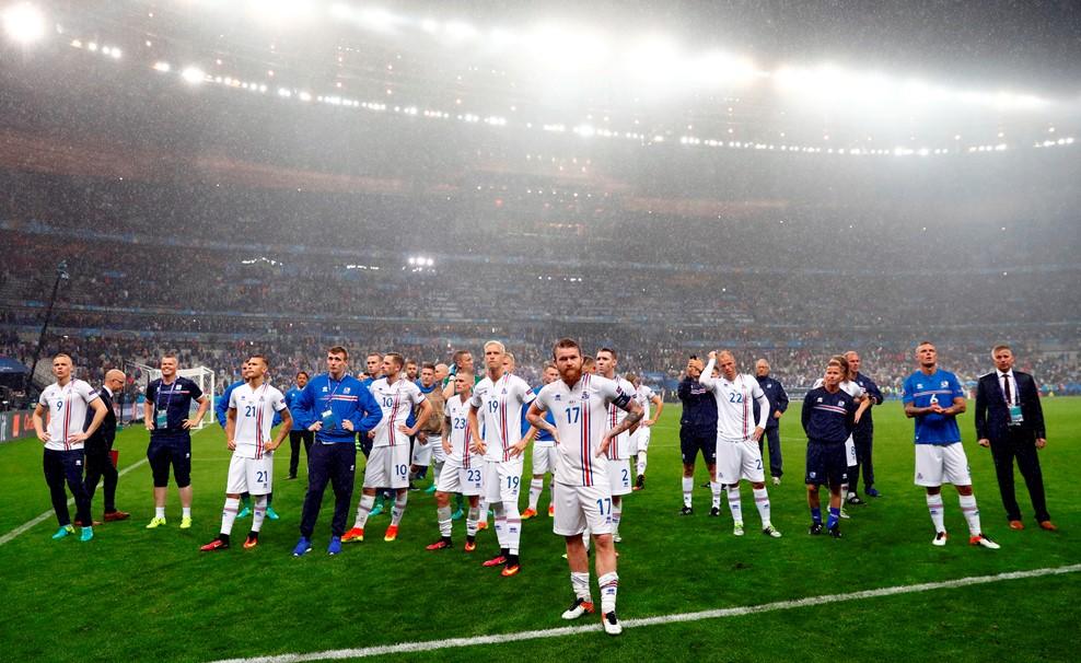 再见,冰岛,2018年世界杯,期待你们的再次亮相!