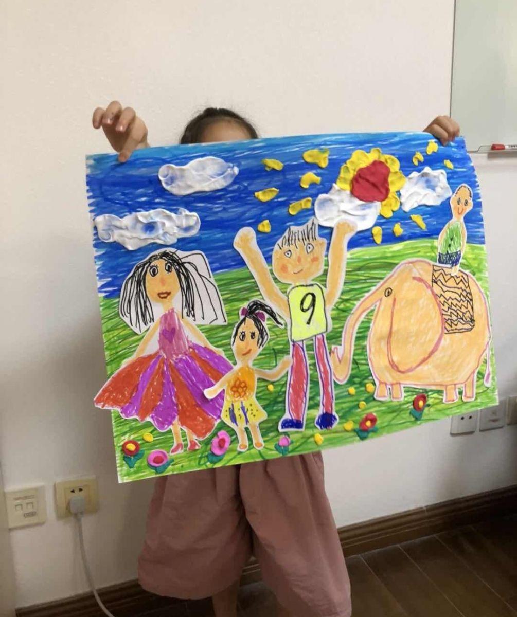 儿童节众将送祝福,周琦:全幼儿园最可爱