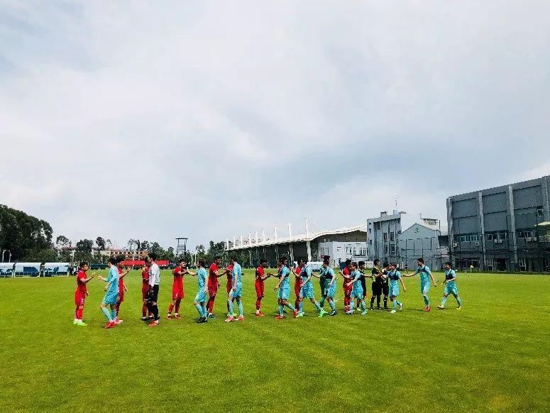 亚博:以赛代练磨合阵容,重庆斯威0-2再负黄海