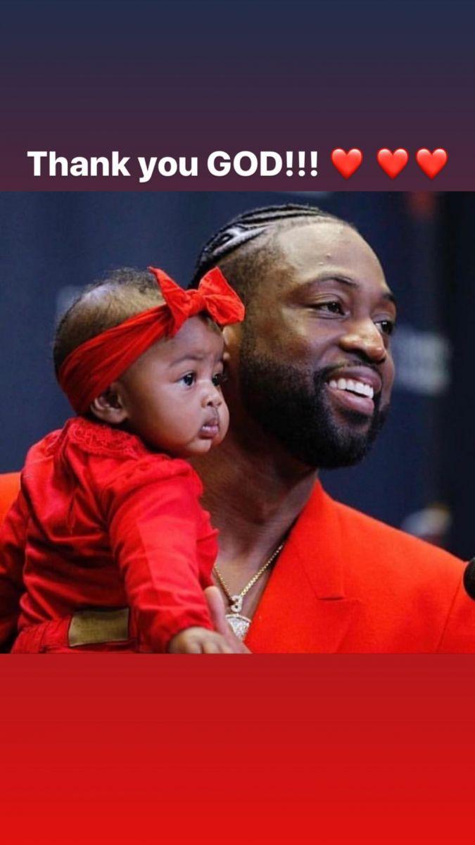 韦德在社媒分享多张与教练、好友和家人的合影 NBA新闻 第6张