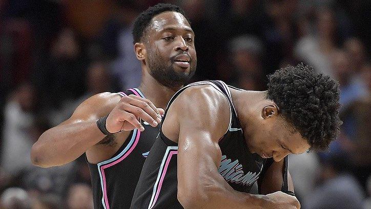 约什-理查德森:向韦德的传奇职业生涯脱帽致敬 NBA新闻 第3张