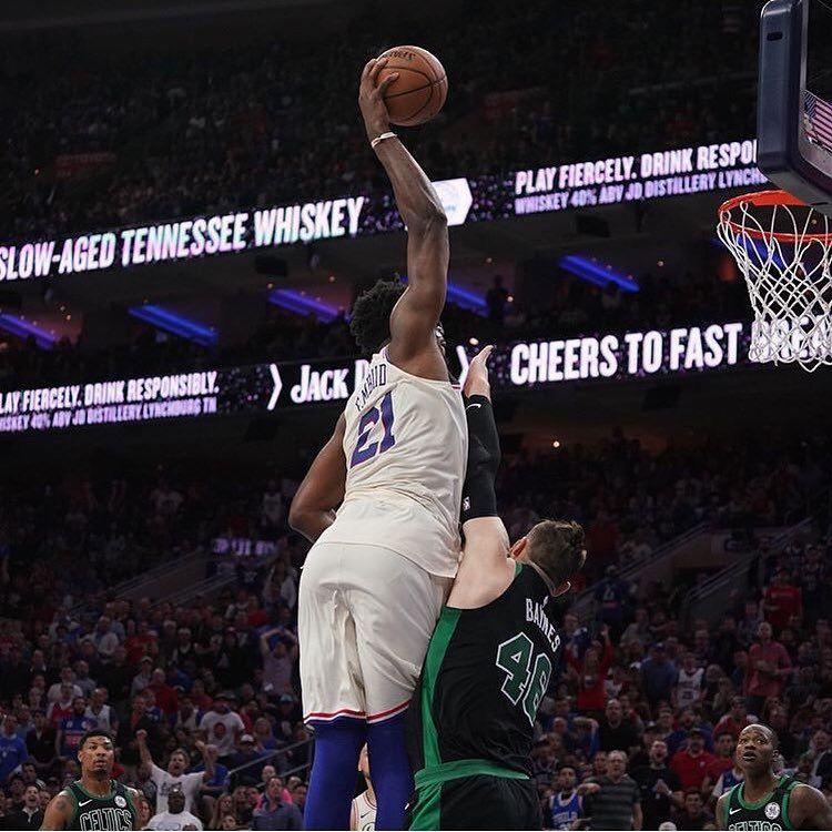 恩比德更新社交媒体:又到了季后赛的时间了 NBA新闻 第4张