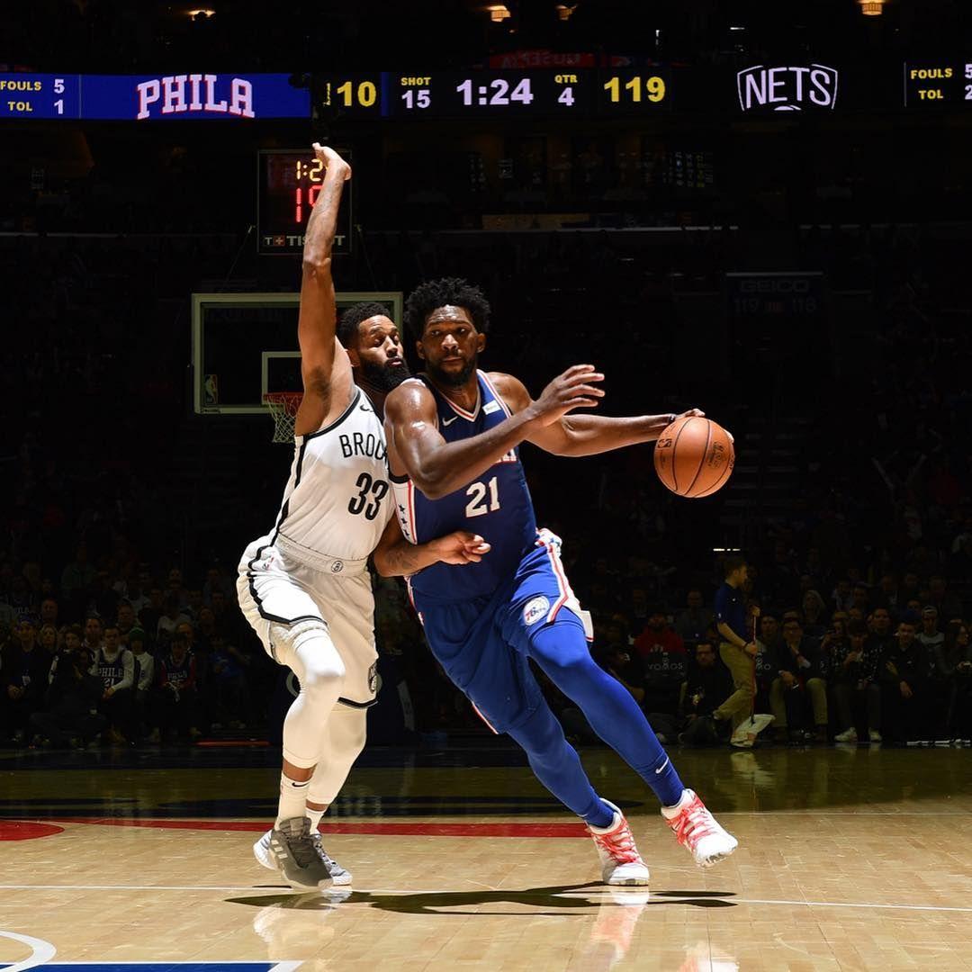 恩比德更新社交媒体:又到了季后赛的时间了 NBA新闻 第2张