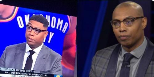 头发浓密!网友发图对比卡隆-巴特勒最近头型变化 NBA新闻 第2张