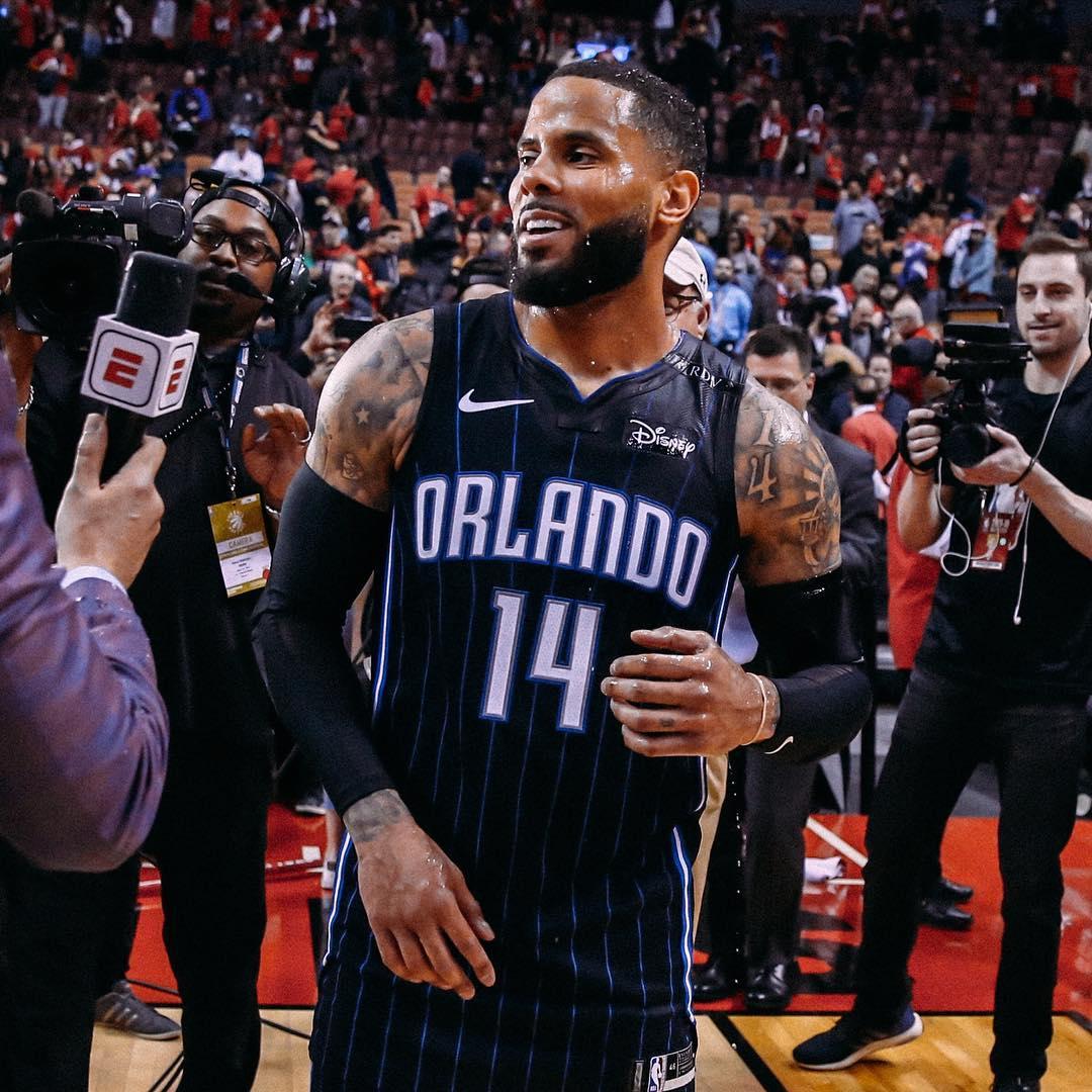 DJ-奥古斯丁更新社媒:这感觉如此美妙 NBA新闻 第2张