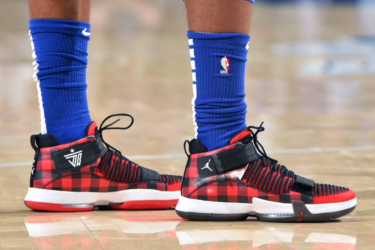 今日季后赛上脚球鞋一览:杜兰特上脚KD12 NBA新闻 第7张
