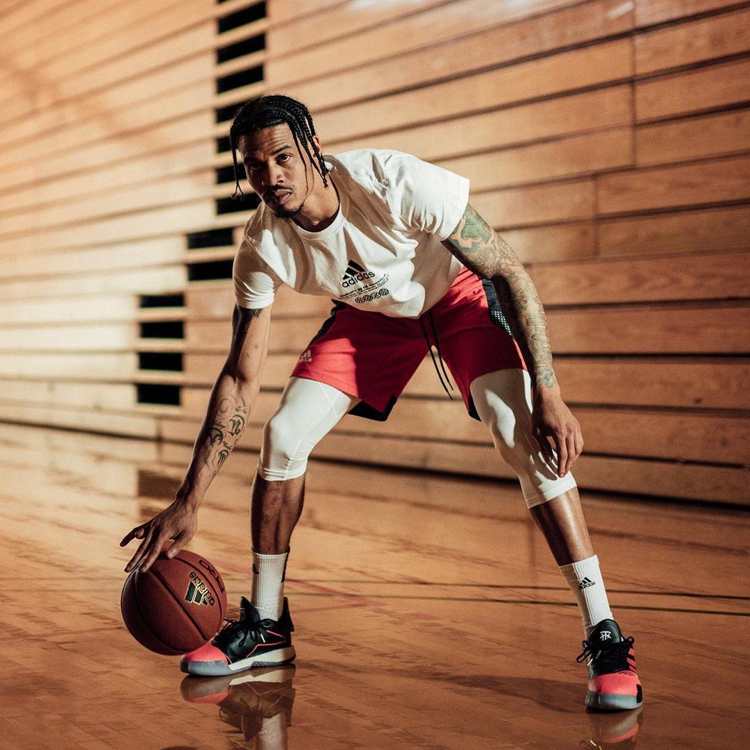 [虎]有范!杰拉德-格林发布自己的球场写真 NBA新闻 第9张