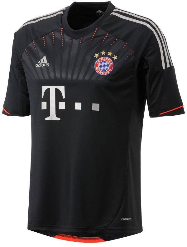 拜仁发布新赛季欧洲冠军联赛球衣.图片