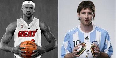 NBA球员加里纳利:詹姆斯不如梅西