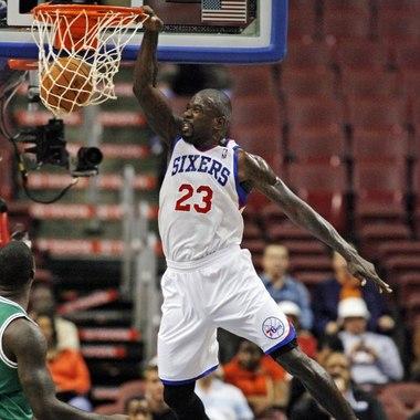 来自雅虎的消息,76人后卫杰森-理查德森需要接受膝盖手术,宣布赛季