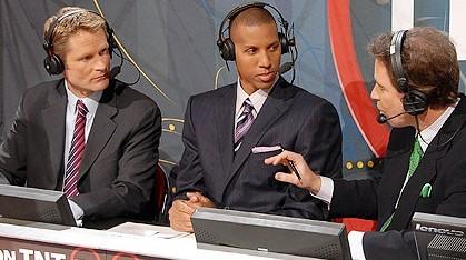 TNT转播试点改革:不再有解说员_虎扑NBA新声