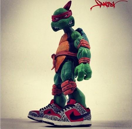 威斯布鲁克#忍者神龟