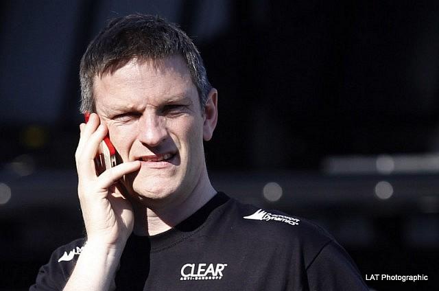 迈凯轮否认阿里森将为本田设计测试用赛车
