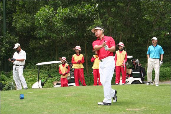 第十二届全运会高尔夫预赛男女队员名单公布