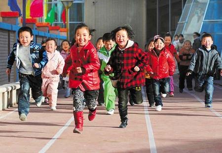 跳绳跑步成小学生每天家庭作业