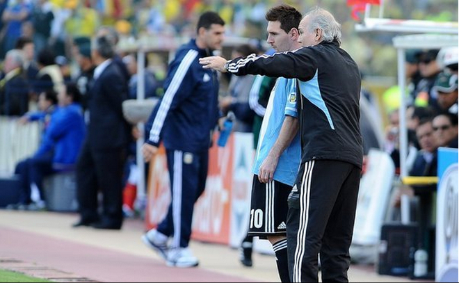 萨维利亚:梅西并没有为世界杯而留力_虎扑国际