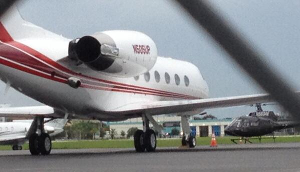 骑士老板申请隐藏私人飞机飞行纪录