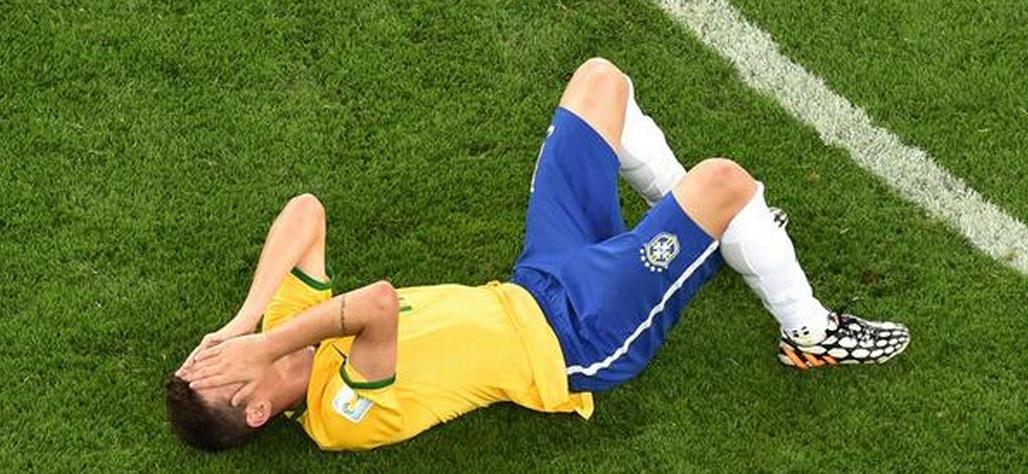 6- 巴西过去6次世界杯半决.