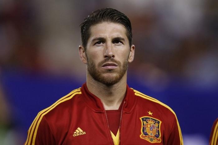 拉莫斯将因右腿肌肉伤势缺席国家队比赛_虎扑国际足球