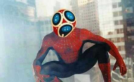 蜘蛛侠的新面具