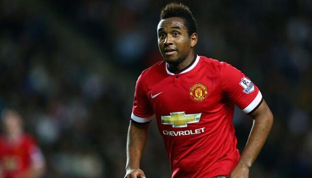 曼联中场安德森与俱乐部的合同即将到期,他发誓要为自己在老特拉福德
