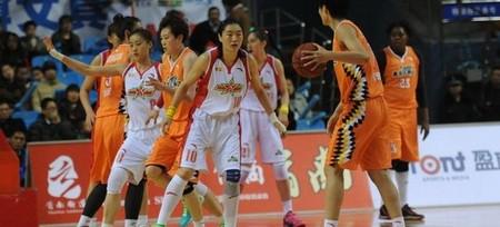 中国女篮名单