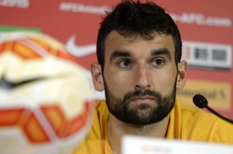 澳大利亚队长:我才不想跟中国队踢点球