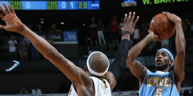 威尔-巴顿25分刷新生涯得分纪录_虎扑NBA新声