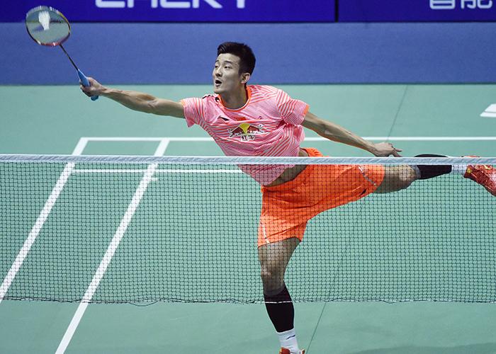 中国再次进入苏迪曼杯决赛
