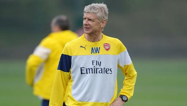 据英媒《每日镜报》报道,阿森纳主帅温格透露,对待训练赛球队会像踢