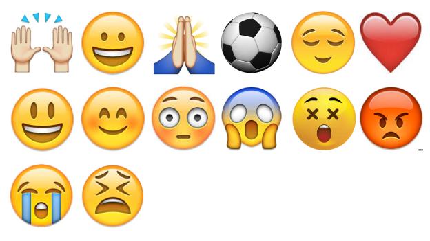 英超回顾:一个emoji表情的故事Q版太表情包东皇一图片