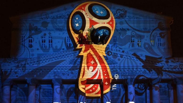 2018世界杯足球设计图