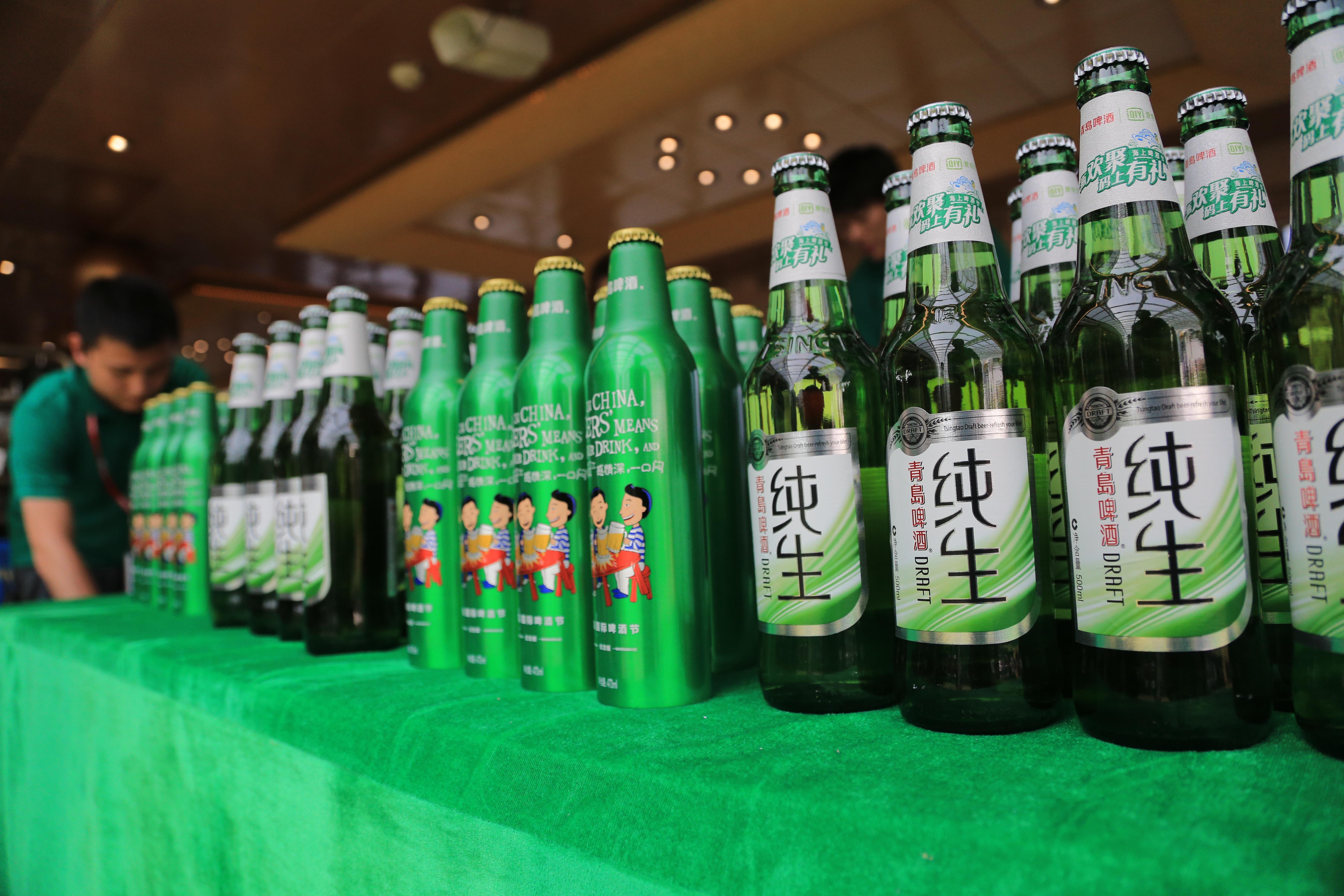 青岛啤酒联合了嘉年华旗下世界级邮轮品牌
