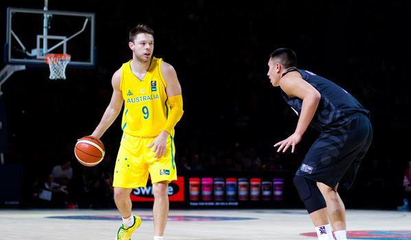 澳大利亚男篮晋级里约奥运会