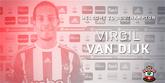官方:南安普顿签荷兰后卫范迪克