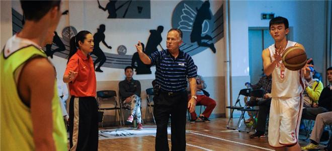 NBA校园篮球教练培训班将在沈阳进行_虎扑C