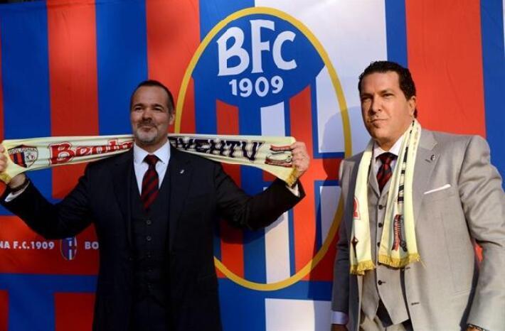 Official: Bologna Chairman Taco Pina resignation