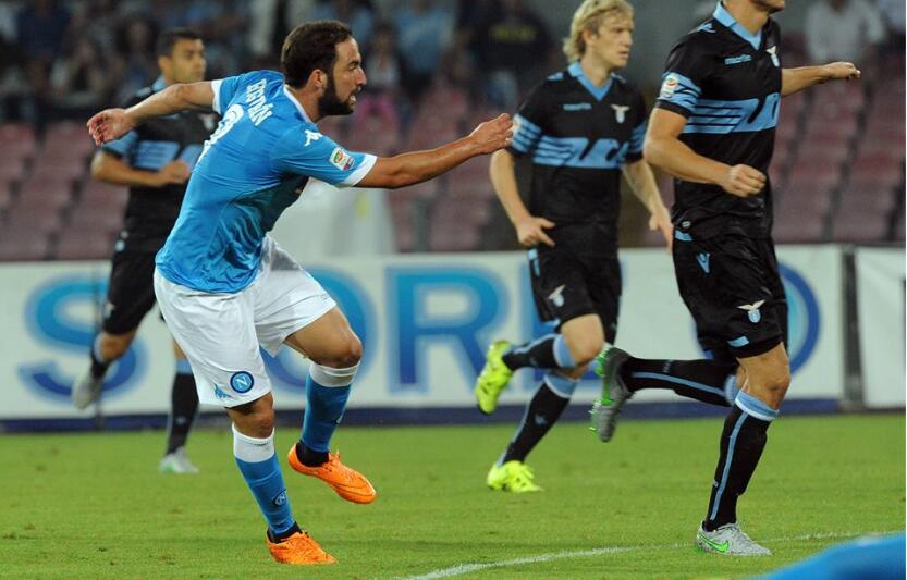 Higuain: We would like to return to the Champions League