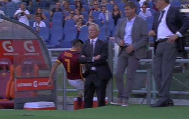 Iturbe issued an apology to the fans of his teammates
