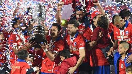 百年美洲杯明年6月在美国举行