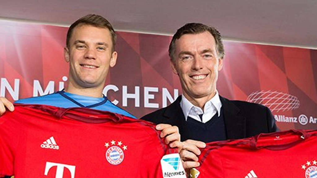 本轮联赛拜仁将暂时更换胸前广告