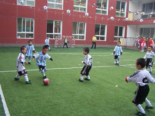 中国首部幼儿足球教材正式出版