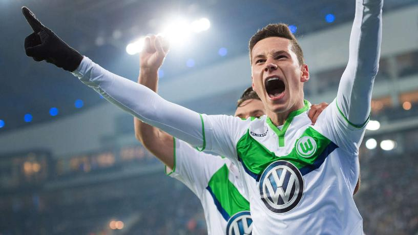 狼堡取胜,德甲对比利时球队保持不败