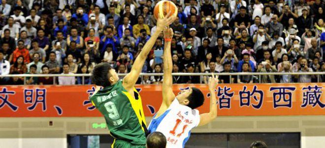 拉萨男篮主场将申请吉尼斯世界纪录