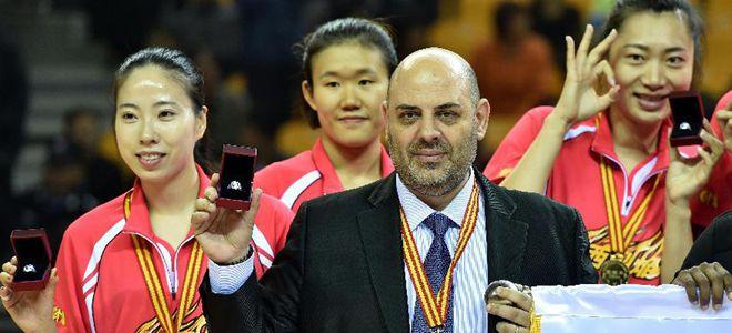 卢卡斯:中国女篮应向欧洲学习