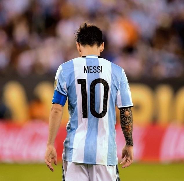 迭戈-弗兰:望梅西重新考虑退出国家队一事