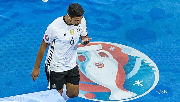 踢球者:赫迪拉将因伤无缘德国半决赛